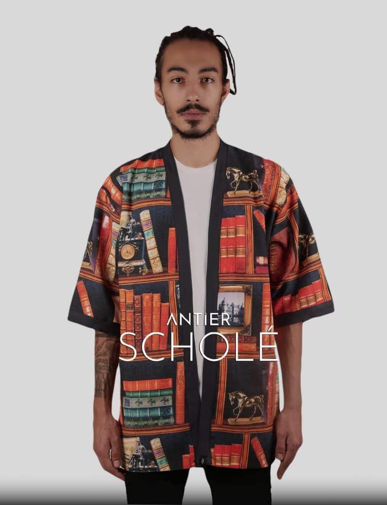 SCHOLE Kimono Erkek Kimono Kadın Kimono Etnik Kimono Kimono Ceket Japon Kimono Kimono Modelleri Uzun Kimono