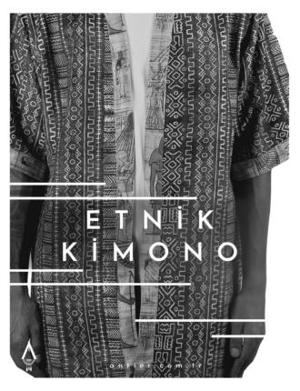 etnik-kimono